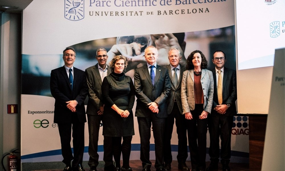 Barcelona Science Park's 20th anniversary