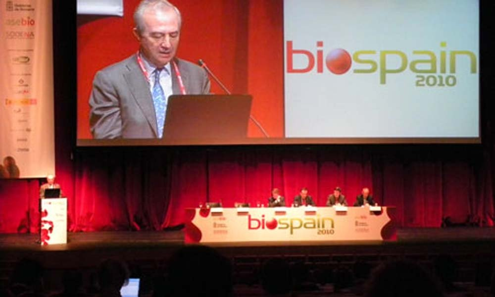 Enantia at BioSpain 2010