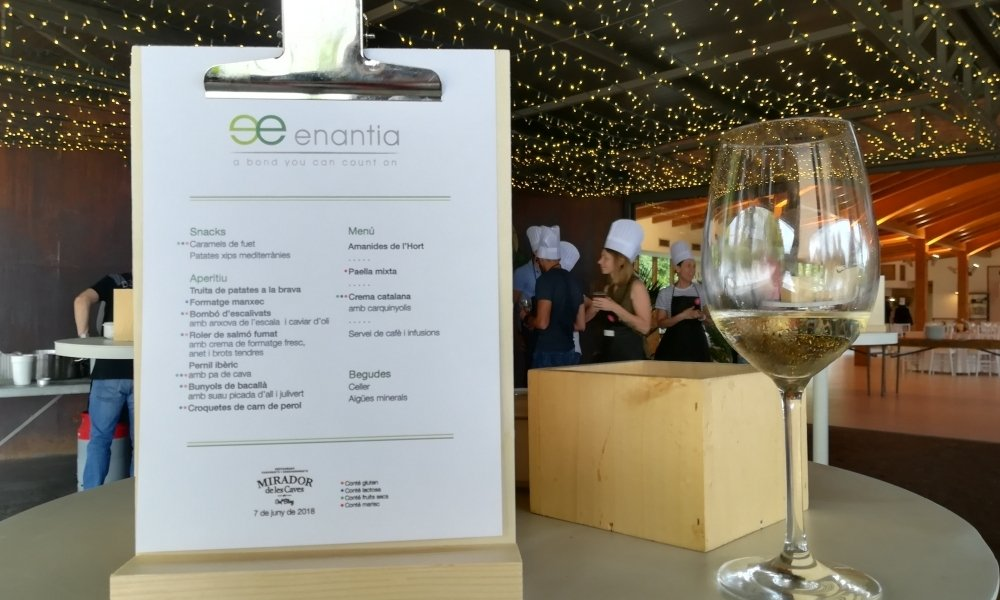 Enantia celebrates its 15th anniversary