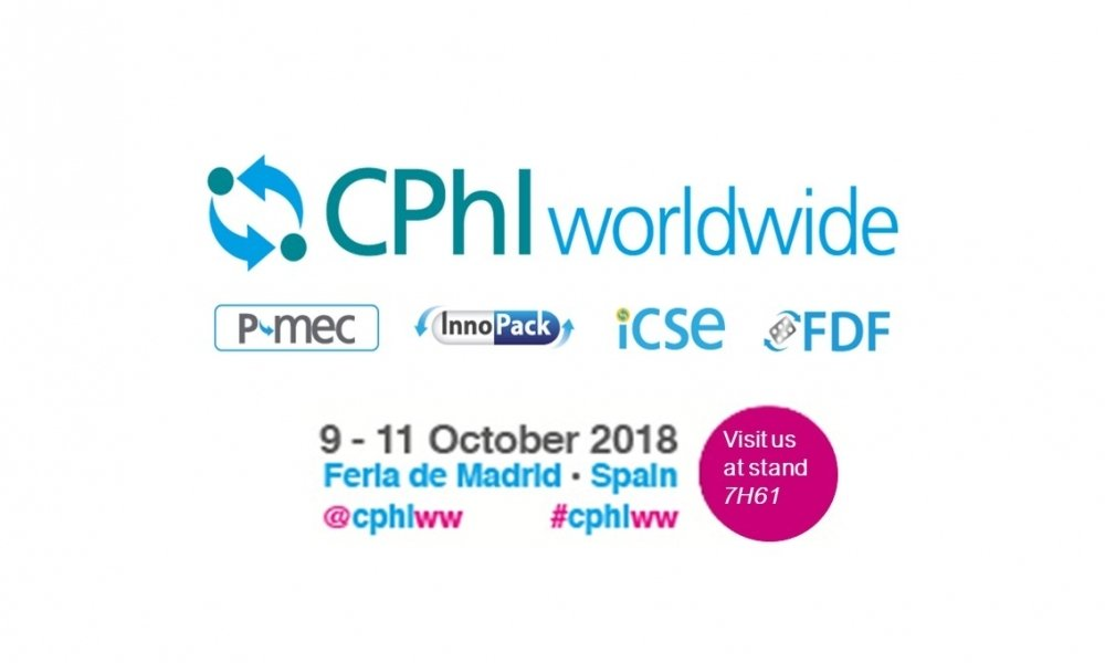 Enantia will be attending the CPhI Worlwide 2018