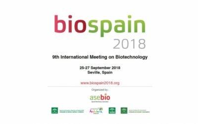 Enantia at BioSpain 2018