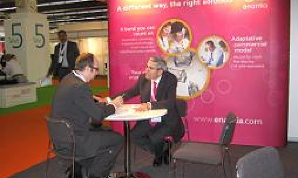 Enantia at CPhI Worldwide 2011