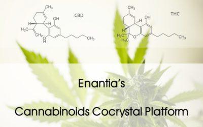 Enantia announces its Cannabinoids Cocrystal Platform