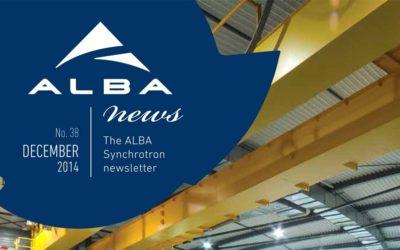 Enantia at Synchrotron ALBA news