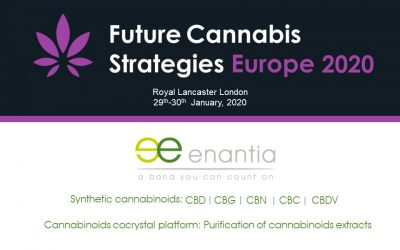 Enantia at Future Cannabis Strategies Europe 2020