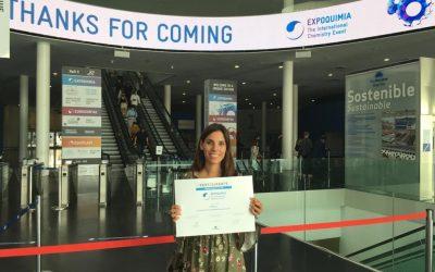 Enantia receives an Expoquimia Award